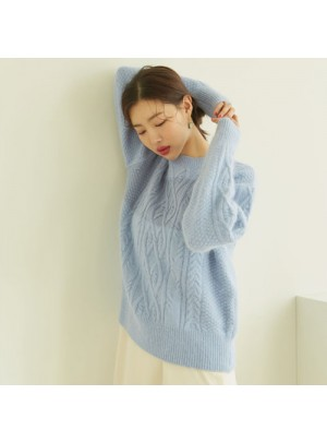 Tanisha Angora Knit