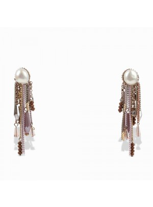 Bolsa Tassel Earrings