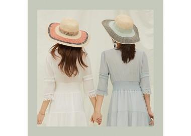 Zarra Straw Hat