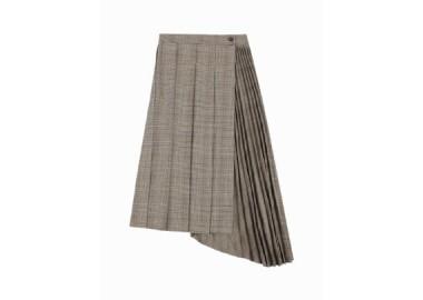 Jaliyah Unbalance Skirt