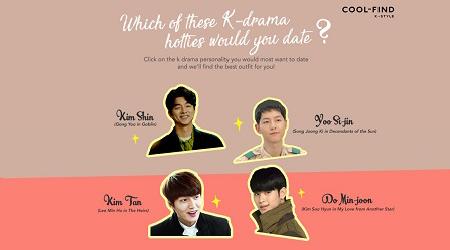K Drama Hottie