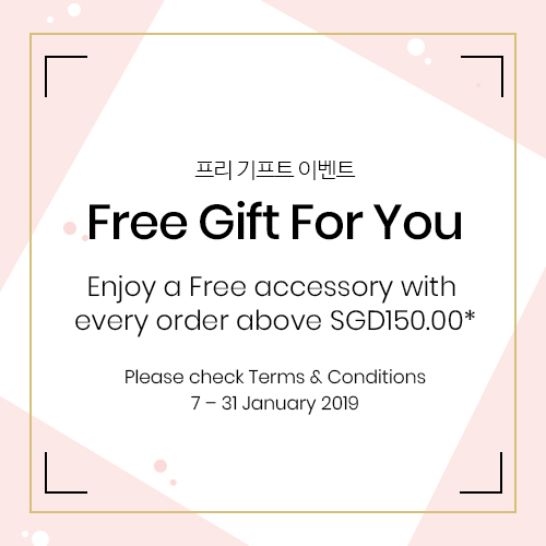 Free Accessory Gift