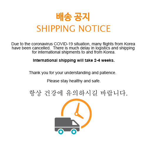 Shipping Delay Notice