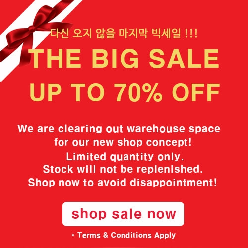 The Big Sale 70%